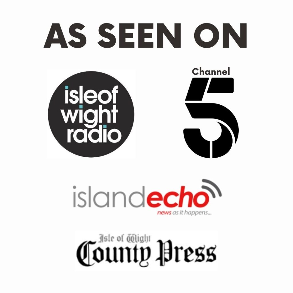 Lei Hang - The Thrifty Island Girl As Seen On Channel 5, Isle of Wight Radio, Island Echo, Isle of Wight Country Press